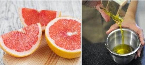 Грейпфрут чтобы очистить печень и желчный пузырь
