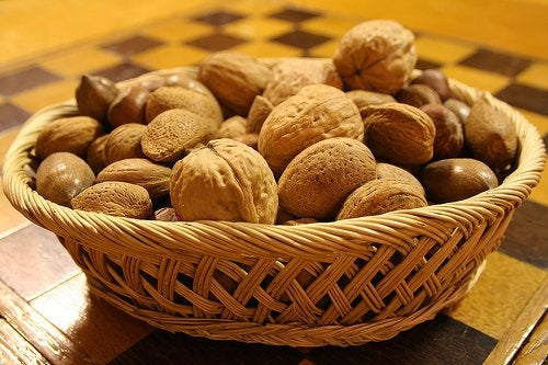 Грецкие орехи победят стресс