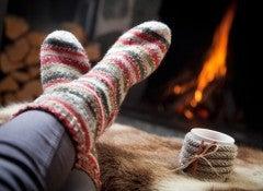 Почему постоянно холодные ноги