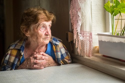 Пожилые люди и одиночество