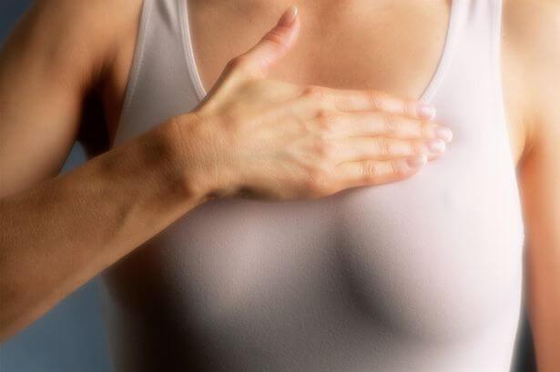 Рак груди и уплотнения в груди