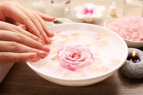 Здоровая кожа и Роза