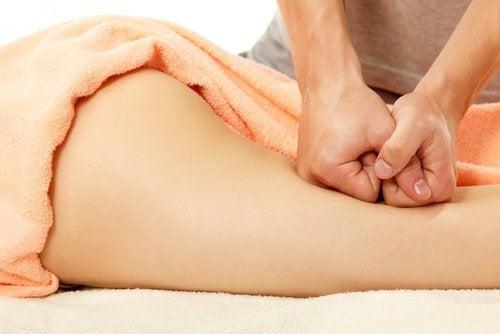 Целлюлит и массаж