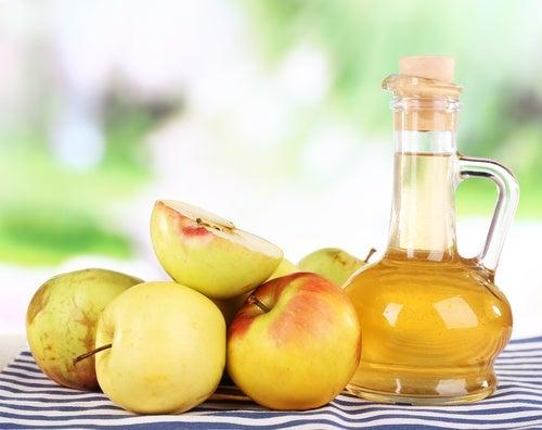 Яблочный уксус и грибковая инфекция