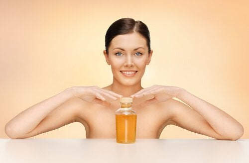 Масло зародышей пшеницы используется как защита от солнца