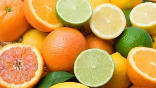 Цитрусы помогут заботиться о коже