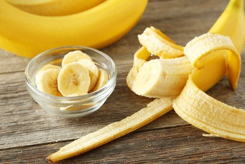 Бананы на завтрак