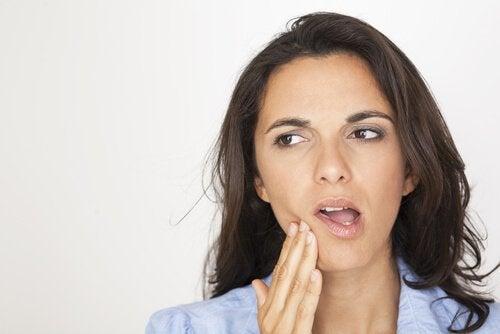 Полость рта и боль в зубах
