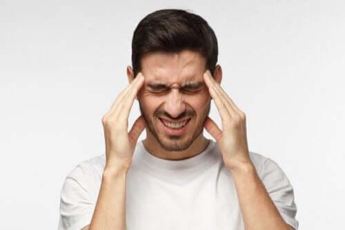 Нехватка секса и головная боль
