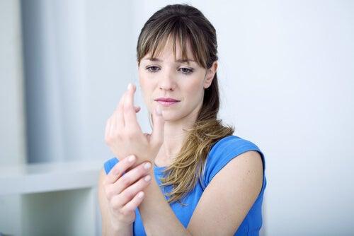 Синдром запястного канала и руки