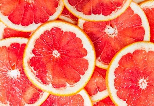 Грейпфрут на завтрак