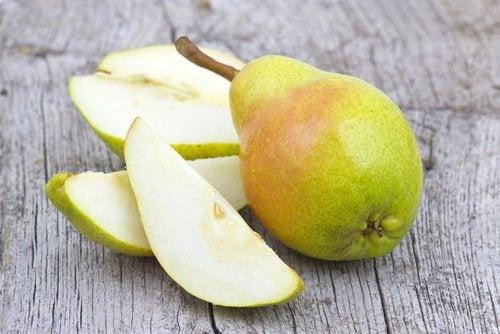Всего одна груша в день, а какая польза для здоровья!