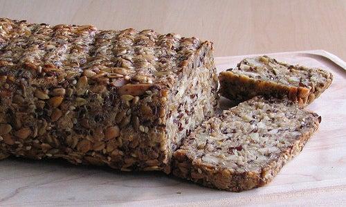 Цельнозерновой хлеб поможет тебе нормализовать пищеварениe
