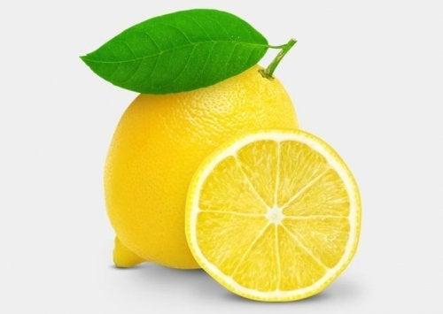 Детоксикация лимоном