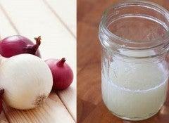 Маска из лука и меда поможет тебе сделать волосы здоровыми и сияющими