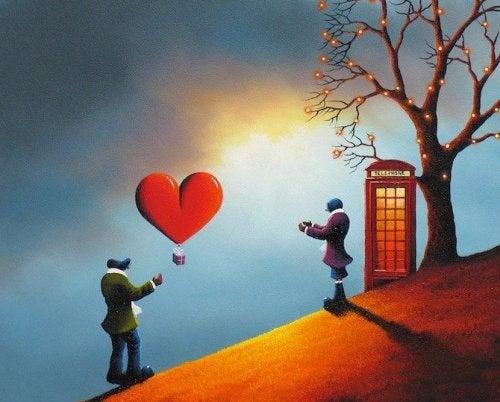 Любовь и социальные сети