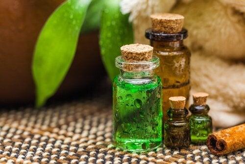 Лабиальный герпес и эфирные масла