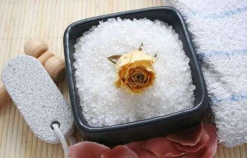 Лабиальный герпес и соль