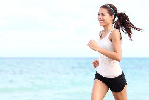 Упражнения и кожа