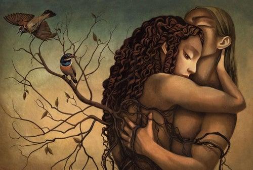 Однажды кто-нибудь обнимет тебя так крепко, что все сломанные кусочки соберутся воедино