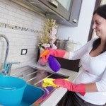 Очистить поверхность и удалить загрязнения