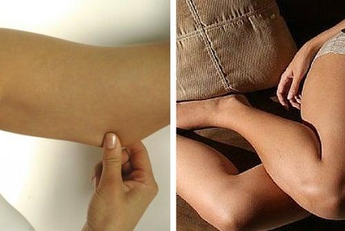 Как подтянуть руки и ноги, а также сделать мышцы более упругими?