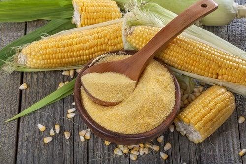Кукуруза на кухне