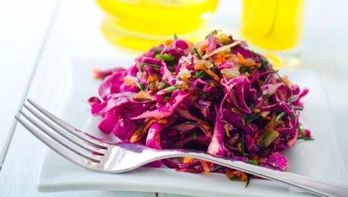 Сырые овощи очень полезны для пищеварения