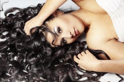 Манго для волос