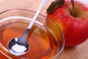 Вздутие живота и чай с яблоком