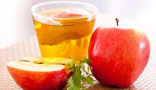 Здоровая кожа и Яблочный уксус
