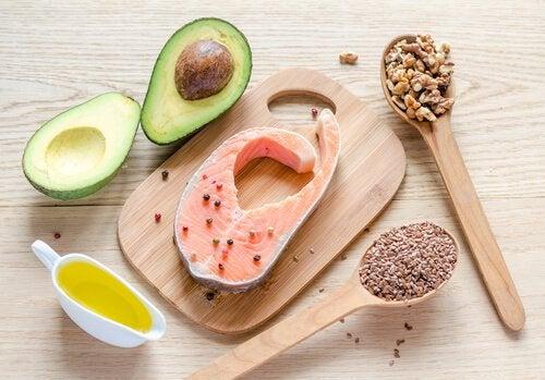 Жирные омега-3 кислоты очень важны для красивой кожи и волос