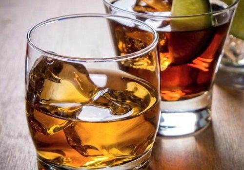 Хронический гастрит и алкоголь