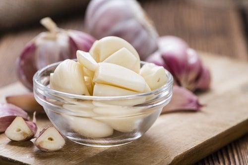 Антибактериальные свойства чеснока и чесночное масло