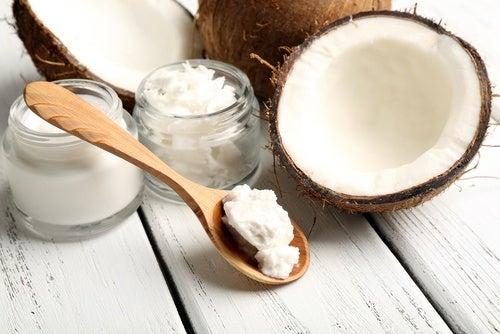 Крем для бритья из кокосового масла