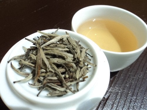 Белый чай и отеки