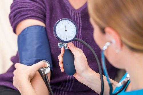 Артериальное давление и щитовидная железа