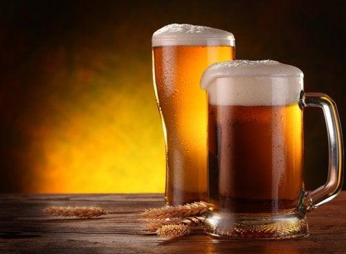 Пиво укрепит волосы и ногти
