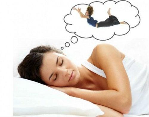 Сон и прыжки
