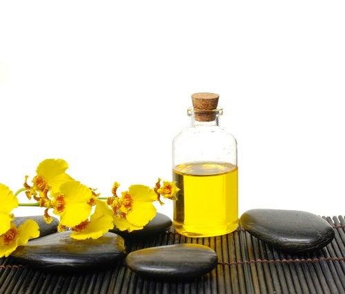 Рициновое масло и выпадение волос