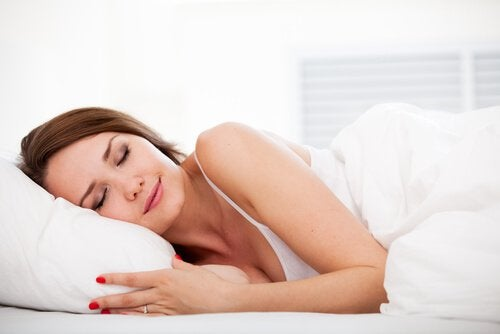 Сон поможет предотвратить преждевременное старение кожи
