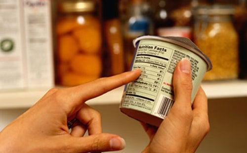 Как избавиться от лишнего веса, исключив потребление продуктов, содержащих транс жиры?