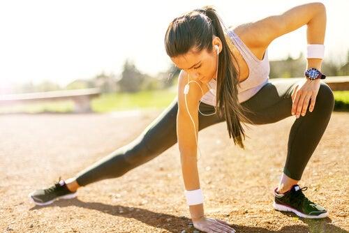 Упражнение и фибромиалгия