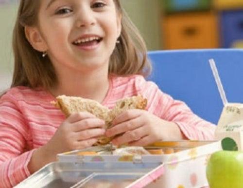 Здоровая еда для детей и детское ожирение