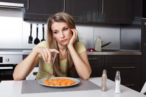 Пищевые расстройства и депрессия у подростков