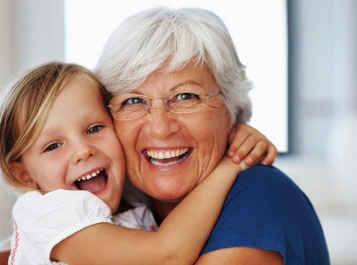 Бабушка и забота