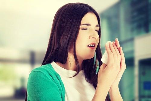 Чихание и недержание мочи