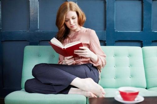Чтение укрепляет мозг
