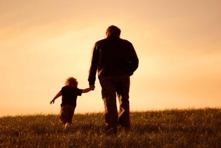 Внуки и забота о них