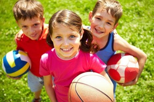 Дети и детское ожирение